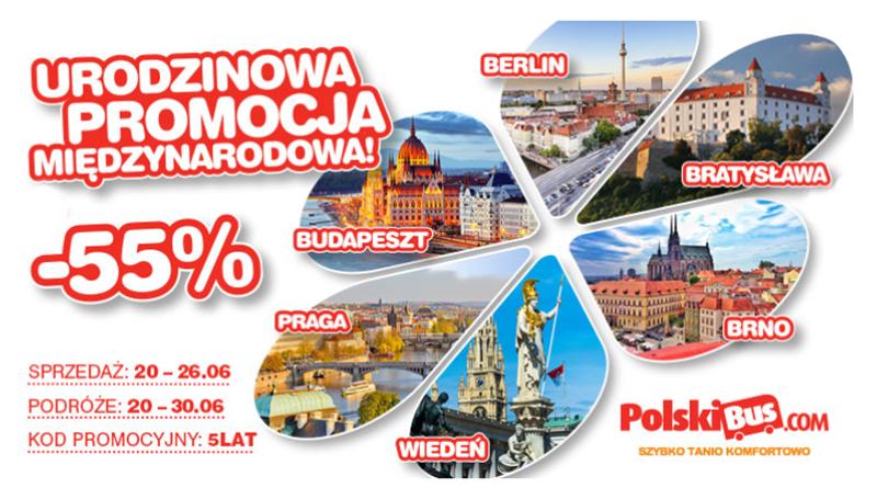promocja polskiego busa
