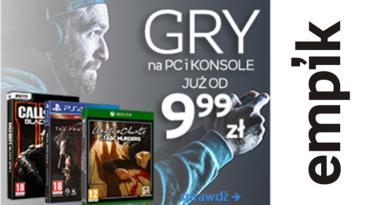 wakacyjna promocja gier empik