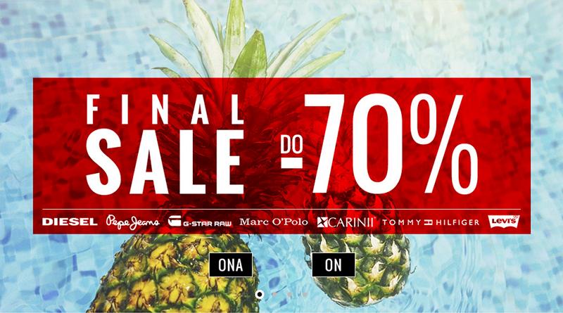 promocja answear final sale 2016