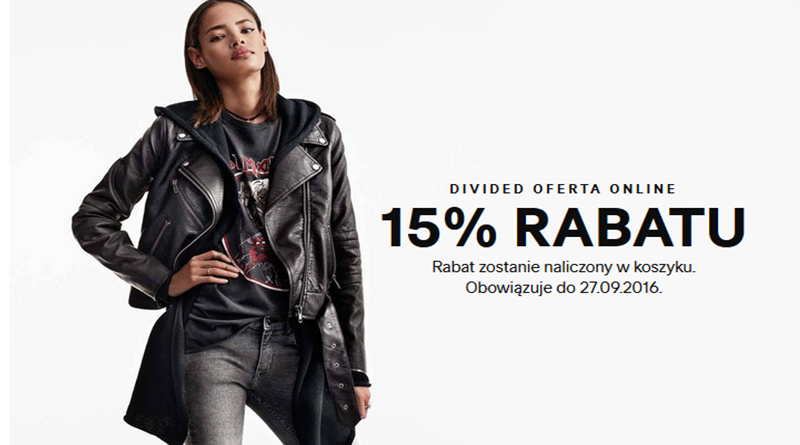 rabat h&m divided 2016