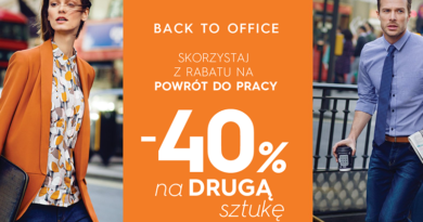 promocja top secret back to office