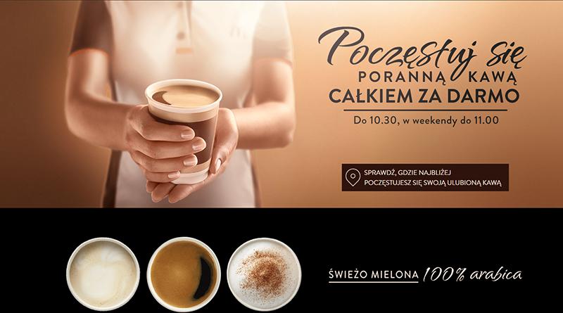darmowa kawa w mcdonald 2016