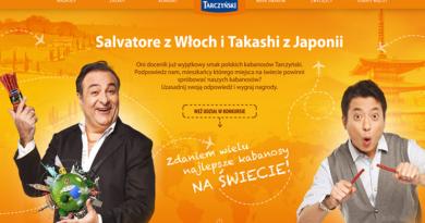 konkurs tarczyński Salvatore z włoch i takashi z japonii