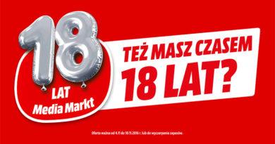 18 urodziny Media Markt wciąż trwają
