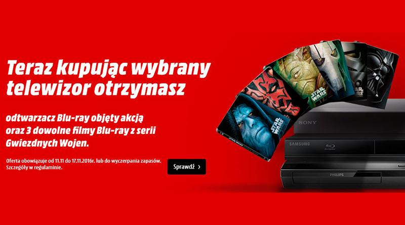 promocja media markt blu-ray gratis