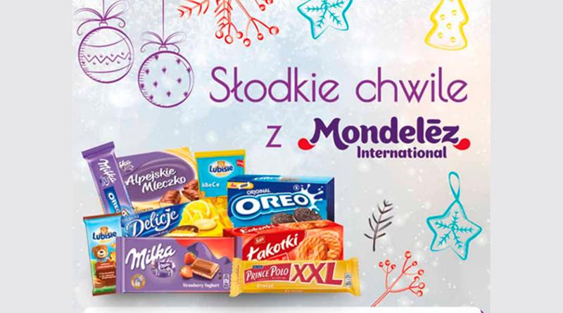 Konkurs Sklepy abc Słodkie zakupy z Mondelez
