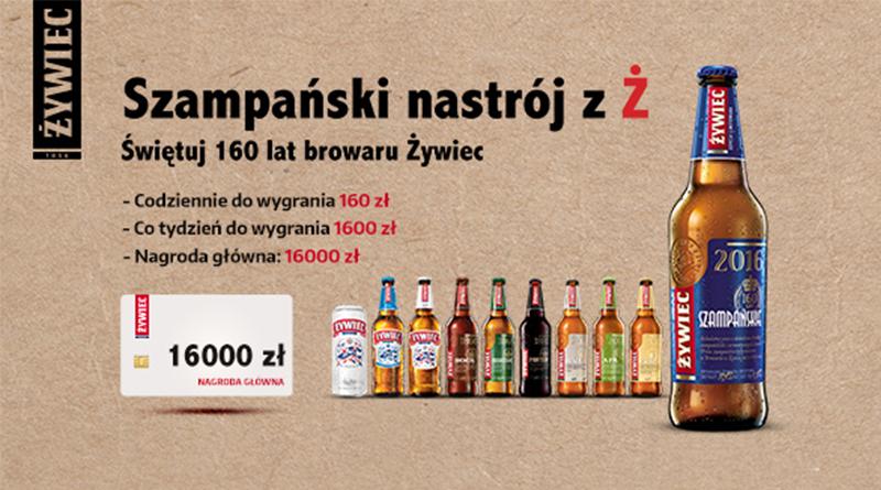 Loteria Carrefour Szampański nastrój z Ż