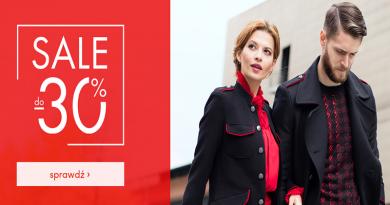 Promocja Eobuwie Sale do -30%