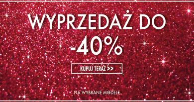 Promocja Sugarfree Wyprzedaż do -40%