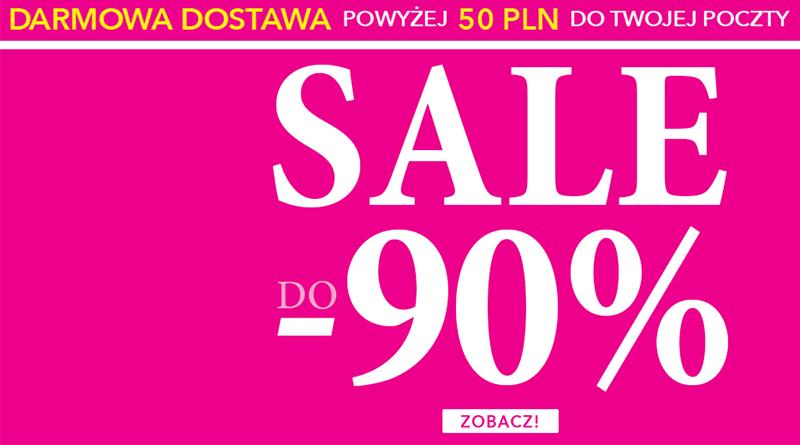 Promocja eButik SALE do -90%