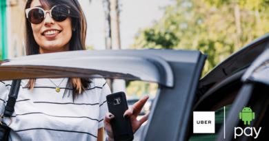 Promocja UBER Przejazdy tańsze o 50% przy płatności Android Pay