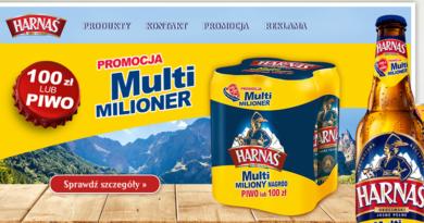 Loteria Harnaś Multimilioner