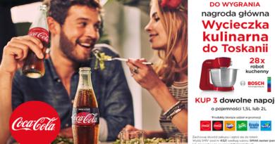 Loteria Carrefour Wygraj wycieczkę do Toskanii