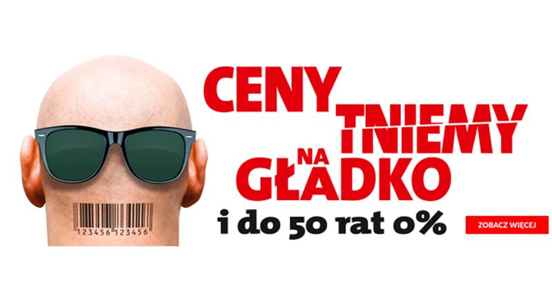 Promocja RTV euro AGD do 50 rat 0%