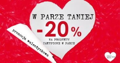 Promocja Venezia W parze jest taniej -20% na drugi produkt