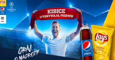 Konkurs Lay's Pepsi - Kibice wygrywają pierwsi