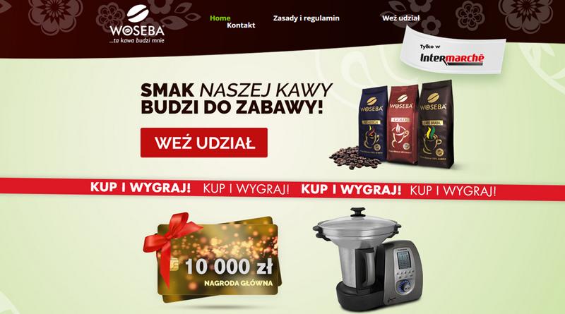 Konkurs Intermarche Smak Naszej Kawy Budzi Do Zabawy