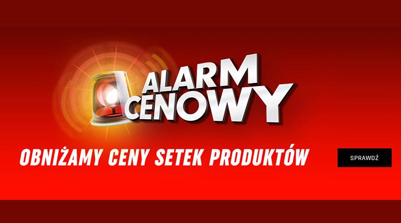 Alarm cenowy w Neonet