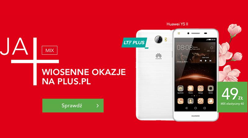 Wiosenne okazje na Plus.pl
