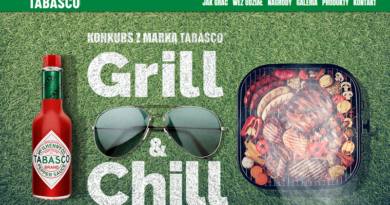 Konkurs Tabasco Grill & Chill