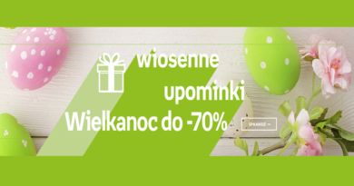 Wielkanoc do -70% na empik.com