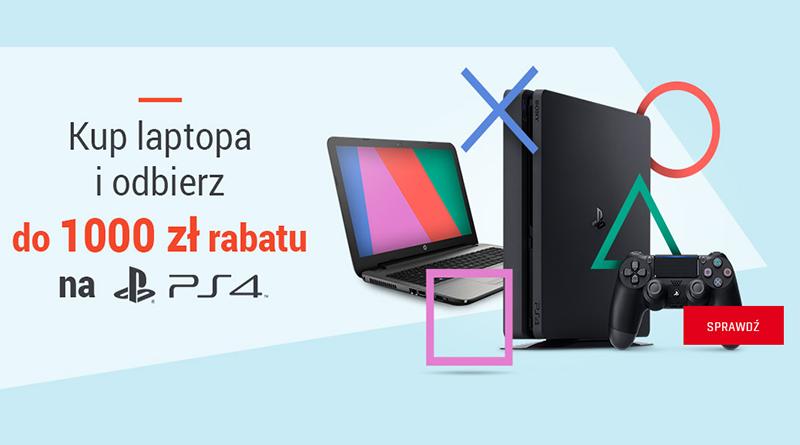 Kup laptopa i odbierz do 1000 zł rabatu w Neonet