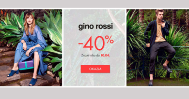 Gino Rossi do -40% na eobuwie.pl