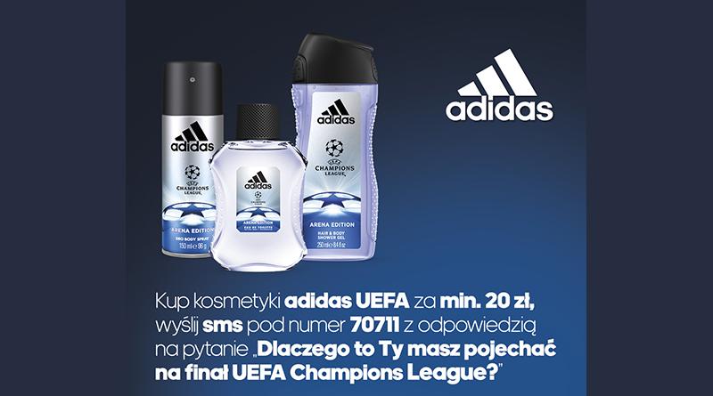 Konkurs Tesco Pojedź na finał UEFA CHAMPIONS LEAGUE z Adidas