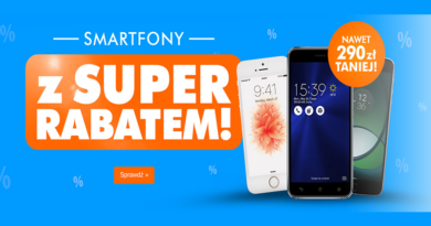 Smartfony z super rabatem w sklepie Electro