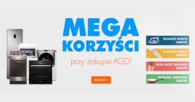 Mega korzyści przy zakupie AGD w Electro