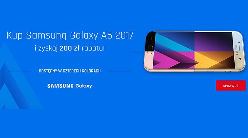 Kup Samsung Galaxy i zyskaj 200 zł rabatu w Neonet