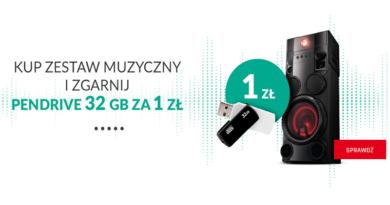 Zgarnij pendrive 32 GB za 1 zł w Neonet