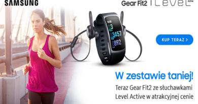 Gear Fit2 z Level Active w zestawie w sklepie Vobis
