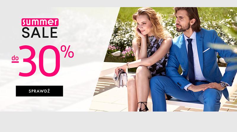 Summer sale do -30% na eobuwie.pl