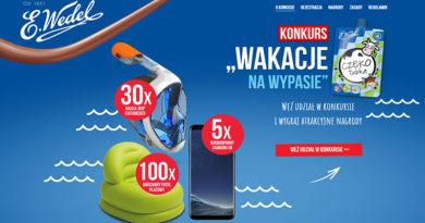 Konkurs Wedel Wakacje na wypasie