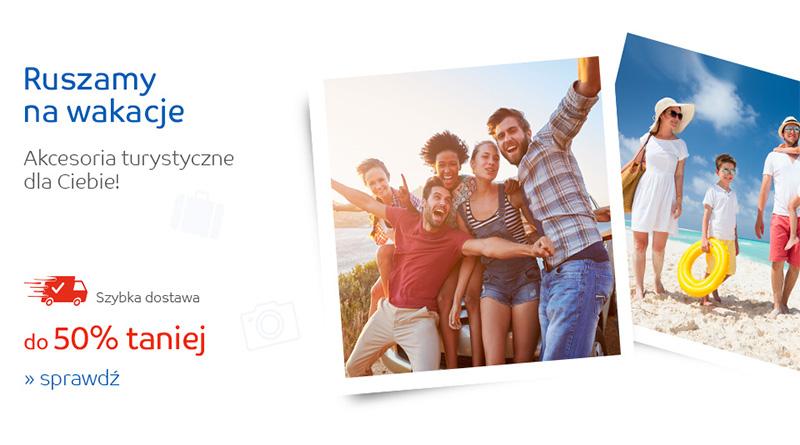 Akcesoria turystyczne taniej w sklepie eMag.pl