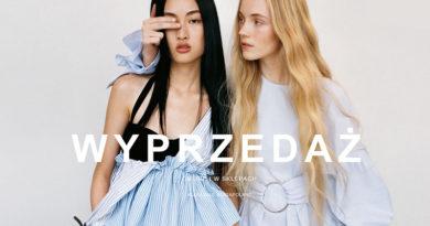 Wyprzedaż Zara - Lato 2017