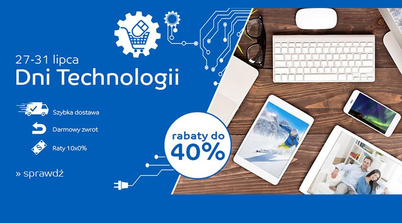 Dni technologii i rabaty do -40% na eMag.pl