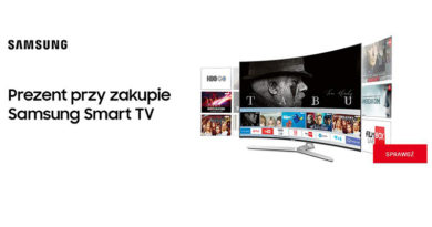 Prezent przy zakupie TV w Neonet