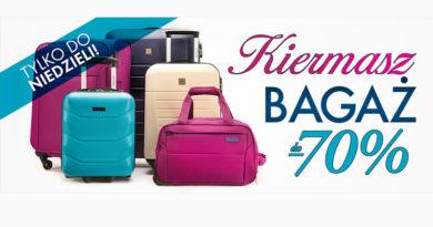 Rabaty na bagaż do -70% w sklepie Wittchen