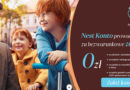 Załóż konto w Nest Bank i zyskaj 100 zł do wydania w Biedronce