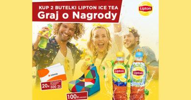 Konkurs Carrefour Wakacje Lipton
