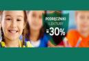 Podręczniki i lektury do -30% taniej na Empik.com