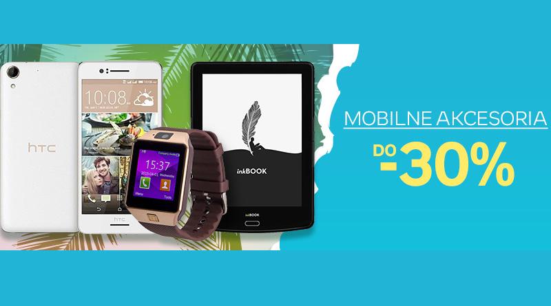 Mobilne akcesoria do 30% taniej na Empik.com