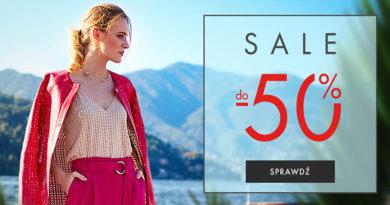 Sale do -50% na eobuwie.pl