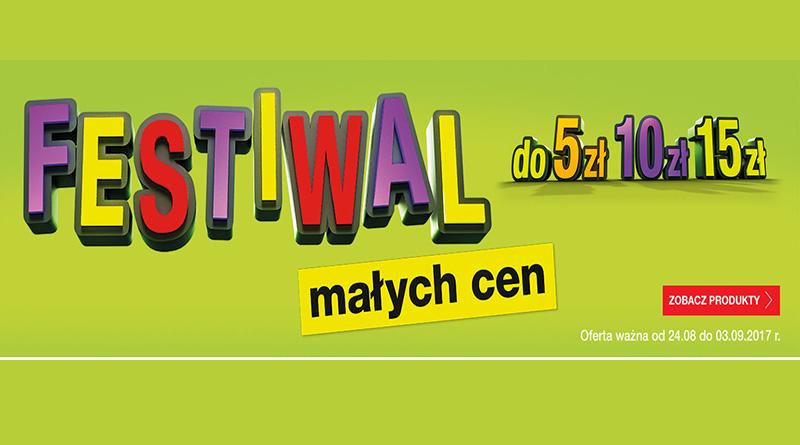 Festiwal małych cen w Leroy Merlin