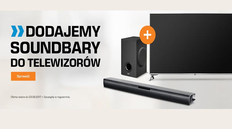 Kup TV i odbierz Soundbar w salonie Saturn