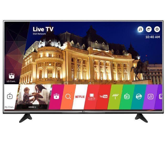 Telewizor LG 55UH605V