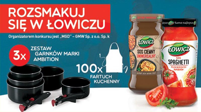 Konkurs Carrefour Rozsmakuj się w ŁOWICZU