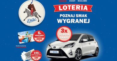 Loteria Carrefour Poznaj Smak Wygranej Wedel
